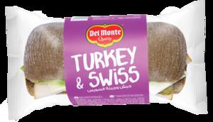 Turkey & Swiss Sandwich 220g