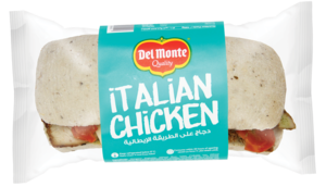Sandwich Italian Chicken And Tomato 210g
