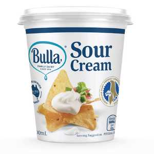 Bulla Sour Cream 200ml