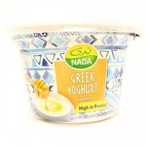 Nada Greek Yoghurt Honey 160gm