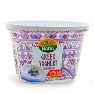 Nada Greek Yoghurt Blueberry 160gm