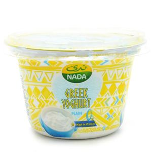 Nada Greek Yoghurt 0% Fat 160gm