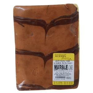 Modern Bakery Cake Pound Bar Marble 730g