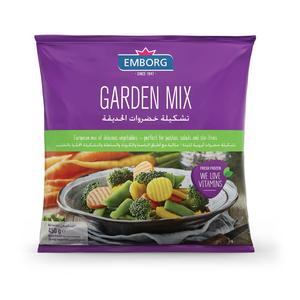 Emborg Frozen Garden Mix 450gm