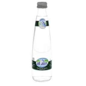 Al Ain Water Glass Bottle 330ml