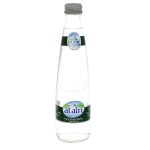 Al Ain Glass Bottle Still Water 330ml
