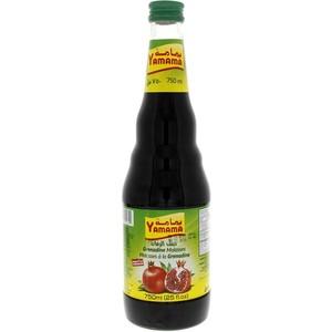 Yamama Grenadine Syrup 750ml