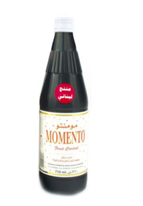 Yamama Momento Syrup 710ml