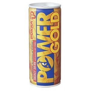 Pokka Power Gold 240ml