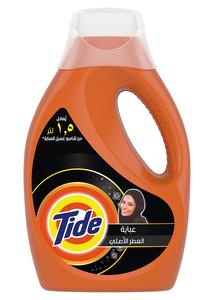 Tide Abaya Automatic Liquid Detergent Original Scent 1.05L