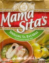 Mama Sita Guava Soup Base 40gm