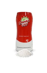 Bayara Iodized Table Salt Bottle 700g