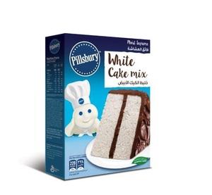 Pillsbury White Cake 485g