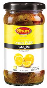 Shan Lemon Pickle 320gm