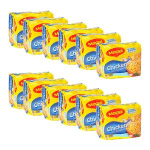 Maggi 2 Minutes Chicken Noodles 10x77g