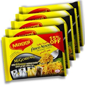 Maggi Mi-Goreng Fried Noodles 10x72g