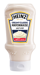Heinz Mayonnaise Classic 600ml