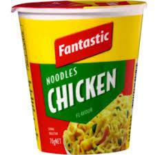 Fantastic Noodle Cup Chicken 70gm