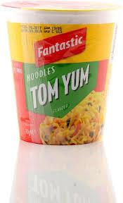 Fantastic Noodle Cup Tom Yum 70gm
