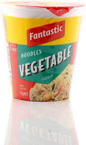 Fantastic Noodle Cup Vegetable 70gm