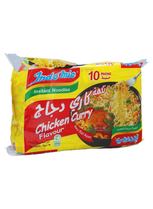 Indomie Chicken Curry 10x75g