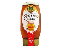 Organic Larder Honey Flower 350g
