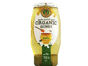 Organic Larder Honey Acacia 350g