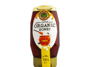 Organic Larder Honey Forest 350g