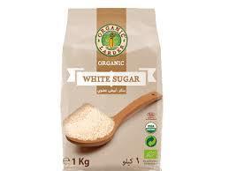 Organic Larder White Sugar 1kg