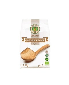 Organic Larder Golden Sugar 1kg
