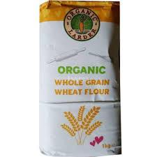 Organic Larder Flour Whole Grain Wheat 1kg