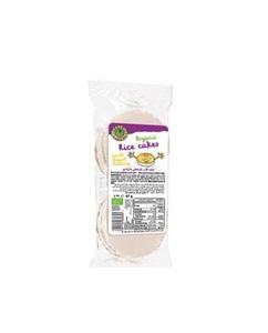 Organic Larder Rice Cakes With Yogurt Coating 67g