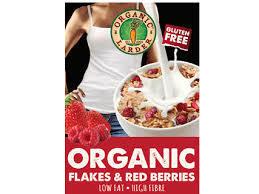 Organic Larder Flakes & Red Berries 300g