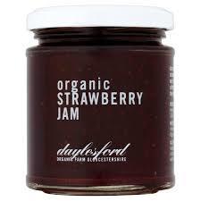 Organic Larder Strawberry Fruit Spread 265g