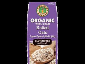 Organic Larder Rolled Oats 500g