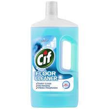 Organic Larder Cleaner Floor 1L