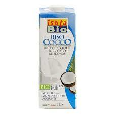 Organic Rice Drink With 1pcs