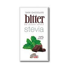 Stevia Dark Chocolate No added