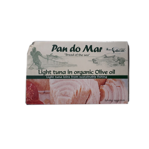 Pandomar Light Tuna In Extra Virgin Olive Oil 120g