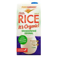 Organic Rice Milk Aussie 1pcs