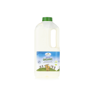 Fresh Local Organic Milk 1l