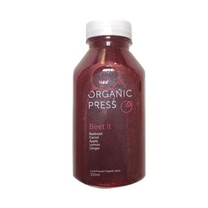 Organic Press Beet 1 330ml