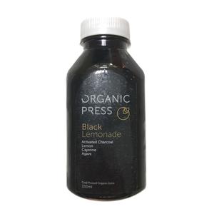Organic Press Black Lemonade 330ml