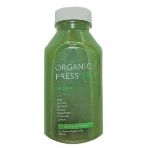 Organic Press Mean Green 330ml