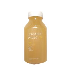 Organic Press Go Ginger 330ml