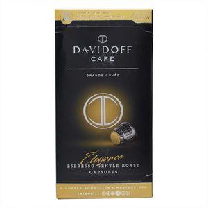 Davidoff Cafe Elegance Capsules Espresso 5.5g