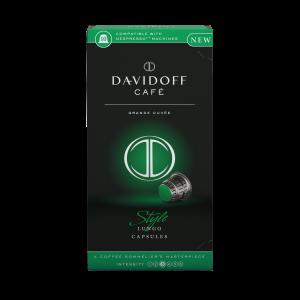 Davidoff Cafe Style Lungo Capsules Espresso 5.5g