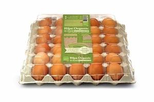 Ripe Organic Brown Local Eggs Tray 30pc
