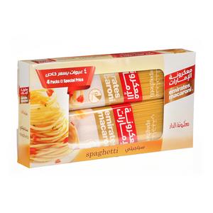 Emirates Pasta Spaghetti 4x400g