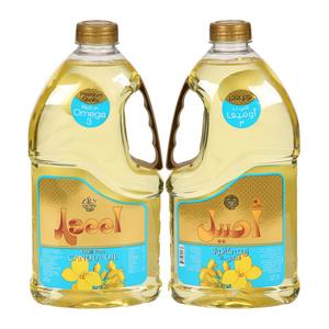 Aseel Canola Oil 2x1.8L